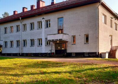 Toipumo Päärakennus Sonkajärvellä.