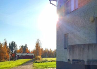 Toipumo Sonkajärvi ja päihdekuntoutuksen tilukset.